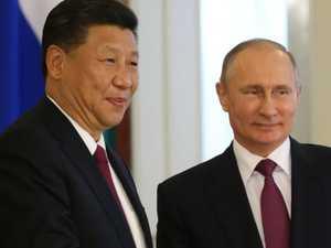 China and Russia's 'aggressive' master plan