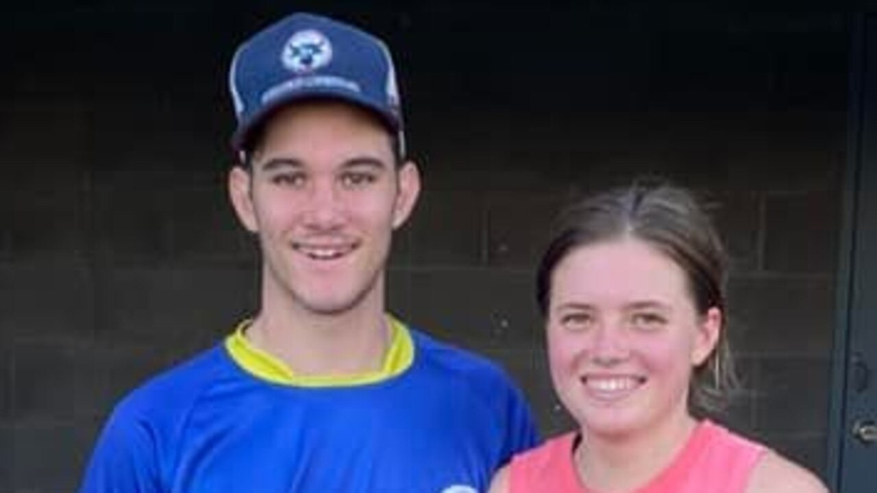 Talented Gympie hockey duo Matthew Browne and Kaitlyn Collyer are attending the QLD Under 18 Trials in Brisbane over the next three days.