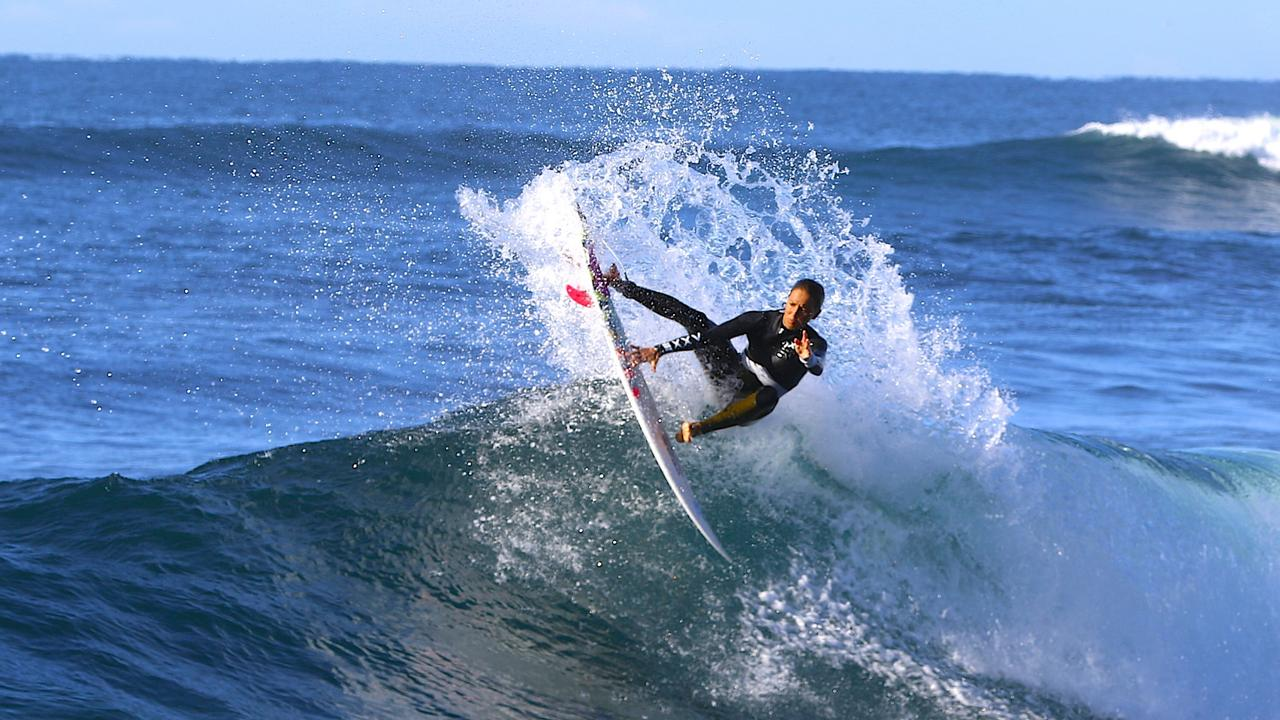 Sally Fitzgibbons is considered a medal contender at the Olympics.