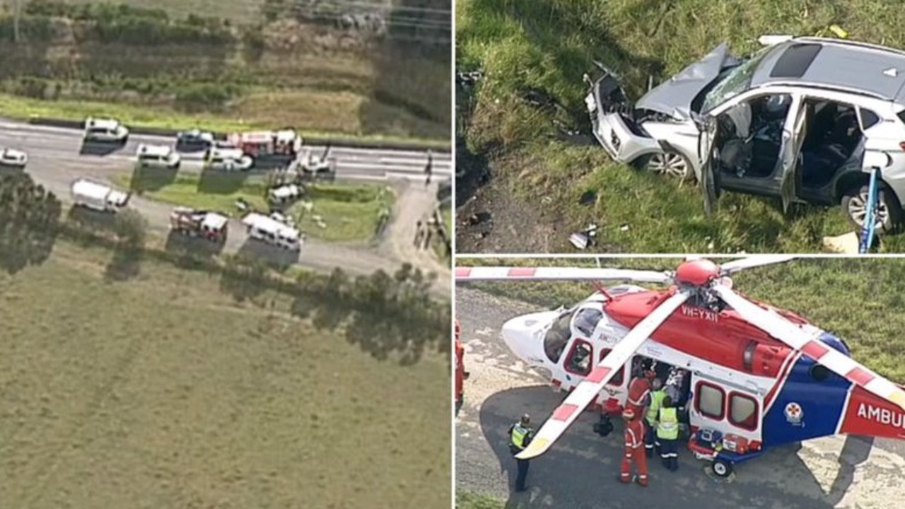 Tributes are flowing for a mother and her unborn baby after a horror head-on crash in Melbourne.
