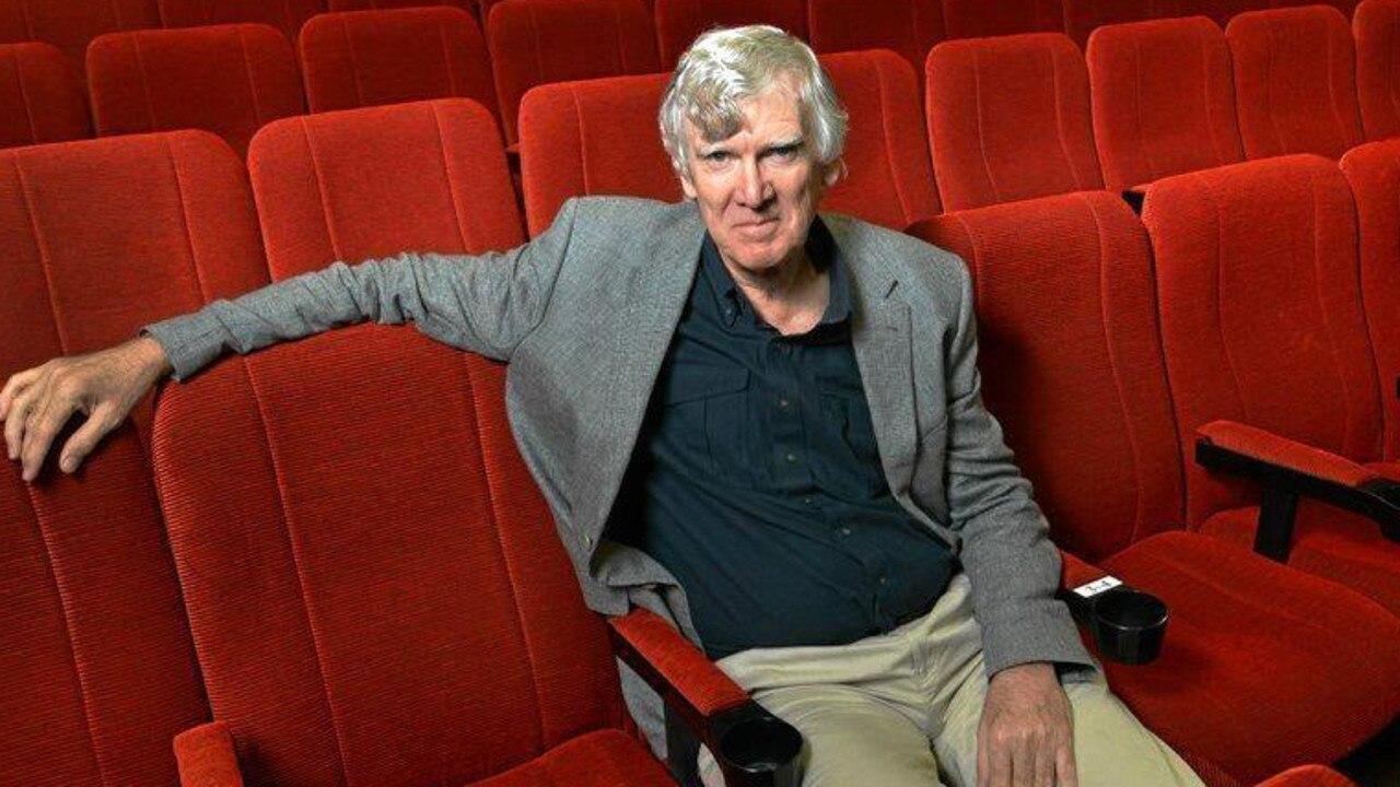 Australia's most acclaimed playwright David Williamson.