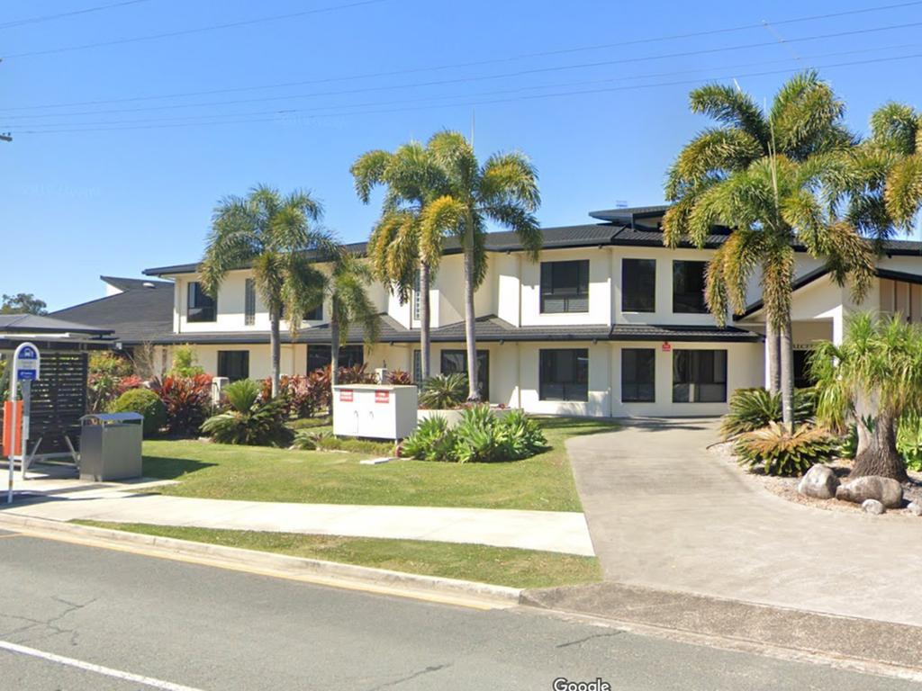 The Japara Noosa aged care home on the Sunshine Coast.