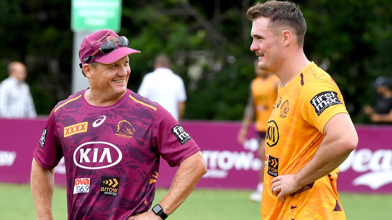 Can new head coach Kevin Walters turn things around in Brisbane. Picture: John Gass