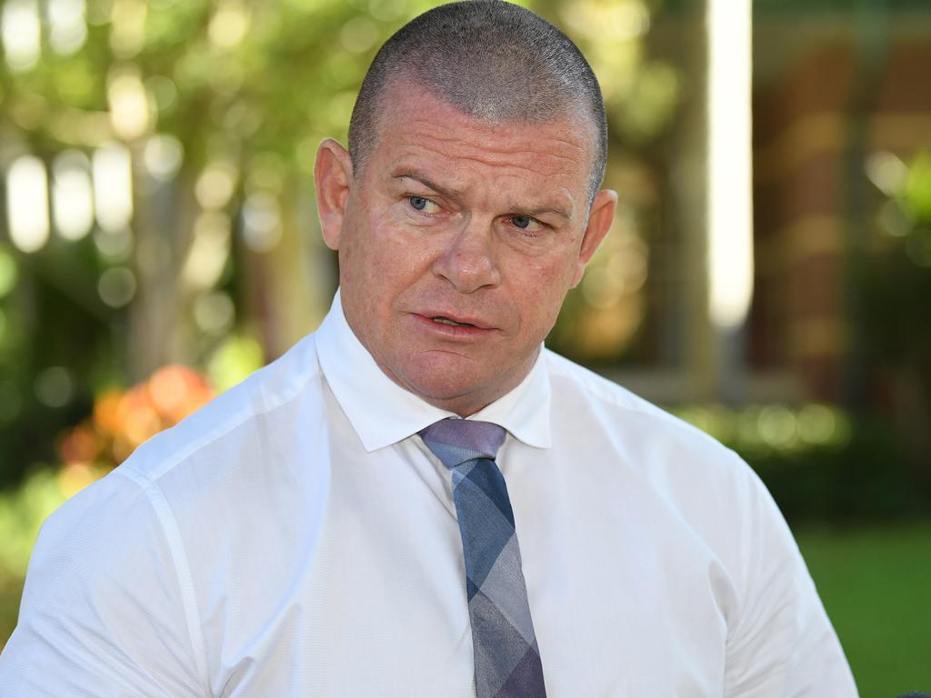 Caloundra CIB Detective Senior Sergeant Chris Eaton said members of public tipped off police to make the arrest.