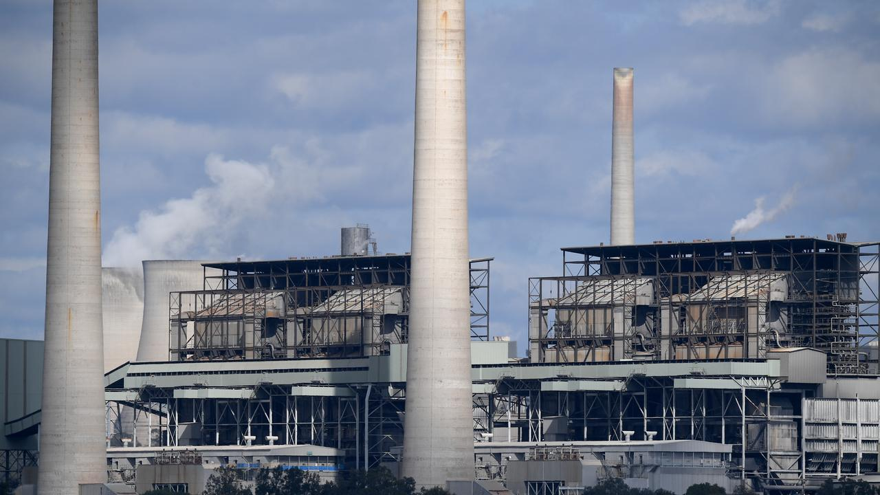 The Liddell power station will close in 2023. Picture: AAP Image/Dan Himbrechts
