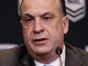 V'landys vows to get tougher on NRL bad boys
