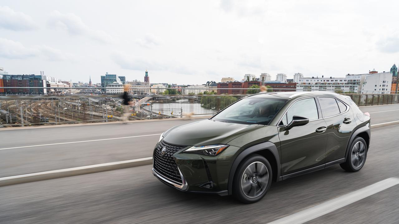 Lexus updated it's UX models in December 2020.