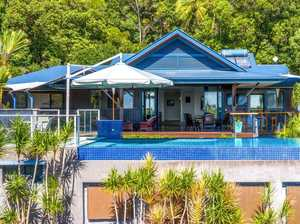 Look inside Kyle Sandilands' luxury FNQ mansion
