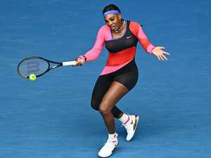 Inspiration behind Serena's Aus Open 'catsuit'