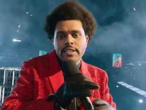 Star's savage dig at The Weeknd