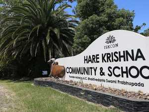 'Prayers' after alleged stabbing at Hare Krishna farm