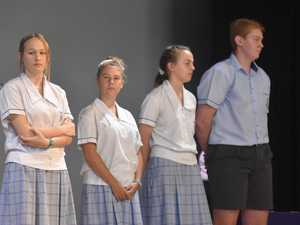Dalby Christian College's leader induction