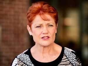 Pauline Hanson reveals stance on Nazi symbols