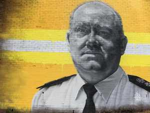 Ex-fire chief mural defaced hours after graffiti warning