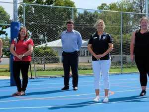 Chinchilla's 'premier' multi-use sports facility completed