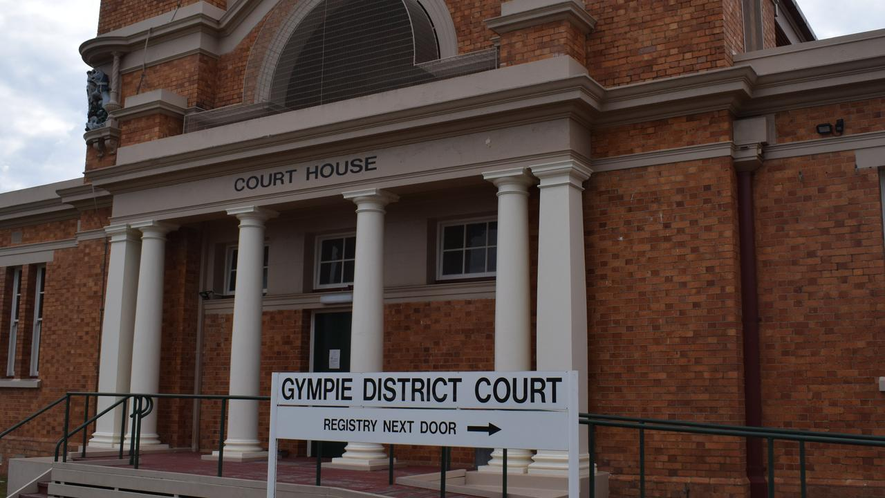 Gympie District Court, where 13 people are due to appear in this sittings.