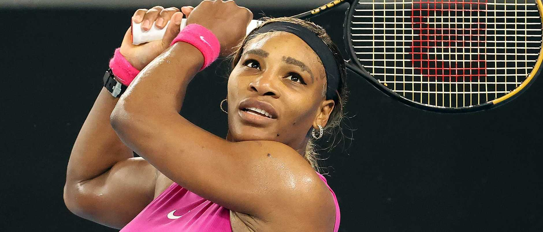 Can Serena rewrite the record books at Aus Open?