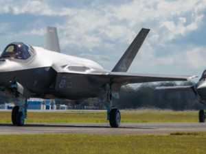 Australia's F-35A stealth fighters ready