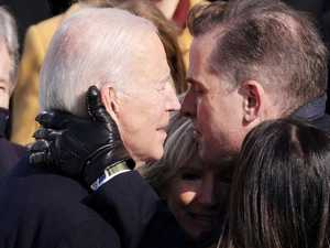 Tearful Joe Biden declares: My boy is back