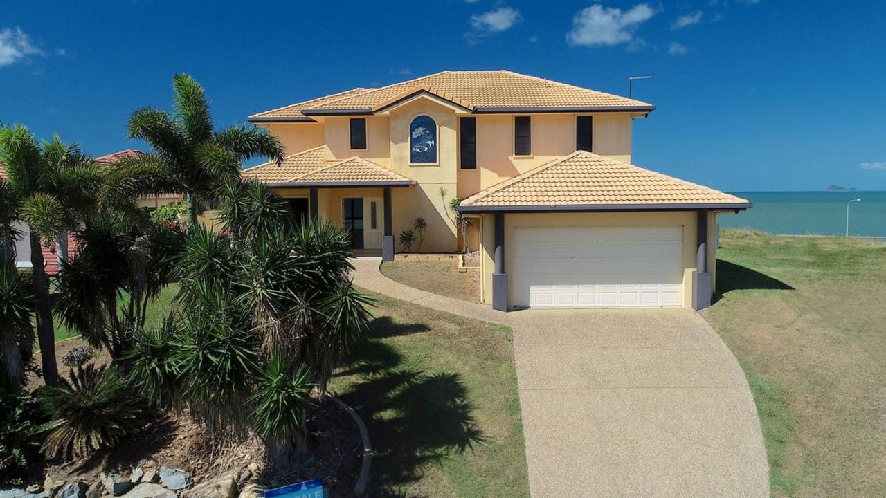 11 Limpet Pl, Emu Park, is a two-storey home with four large bedrooms.