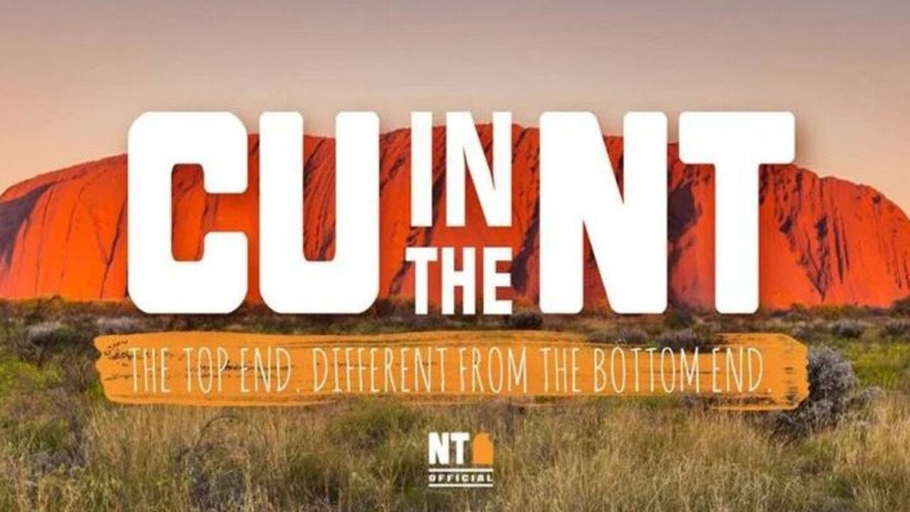 NT Unofficial launched the 'CU in the NT' slogan on its website in 2016