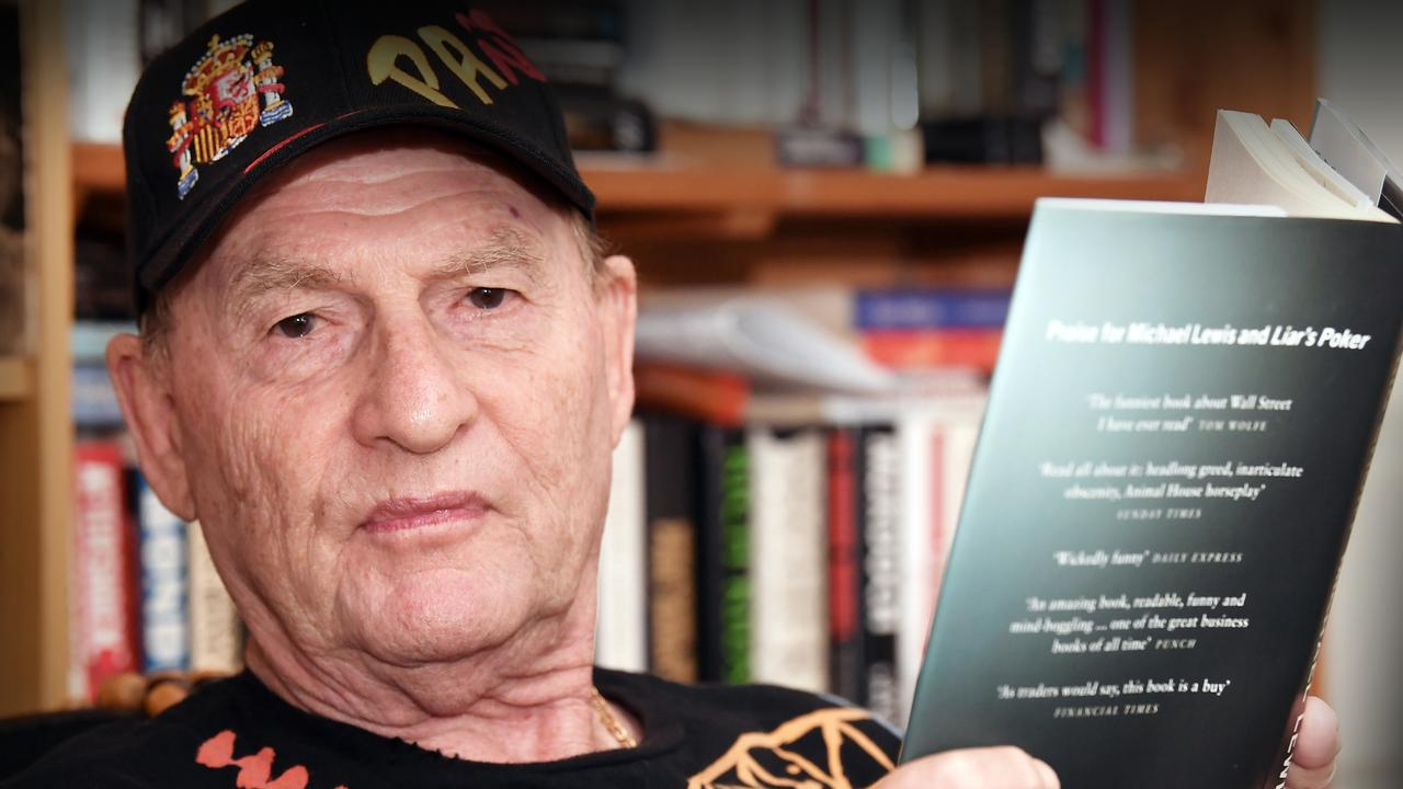 Pelican Waters resident Greig Sisely, 74, is fighting to have refunded tax he says he was wrongfully forced to pay on superannuation contributions. Picture: Patrick Woods.