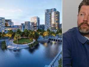 'Design nerd' comedian casts eye over Coast CBD