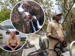 Kakadu's hidden gems unlocked in new wet season tour