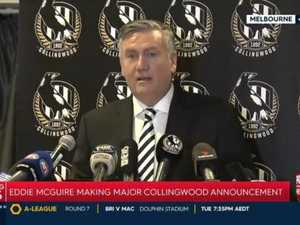 McGuire steps down from Pies Presidency