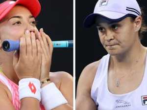 Brutal Barty beating not seen in 36 years