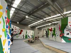 Climbers set to flex muscles at new Coast bouldering gym
