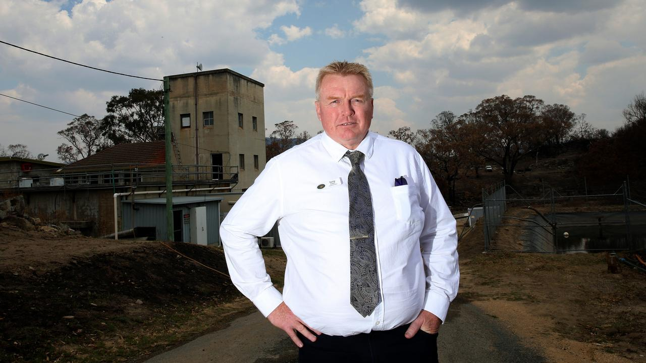 Terry Dodds has resigned from his role as CEO of Tenterfield Shire Council. Picture by Peter Lorimer.
