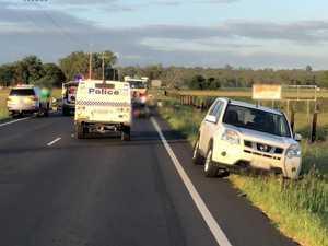 UPDATE: Ipswich man fighting for life after motorbike crash