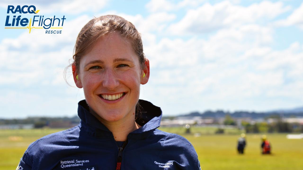 Dr Yvette van de Riet. Photo/LifeFlight Rescue