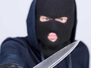 Masked intruders rob Kingaroy woman with knife inside home