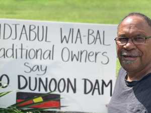 80 traditional custodians reject bringing Dunoon Dam back