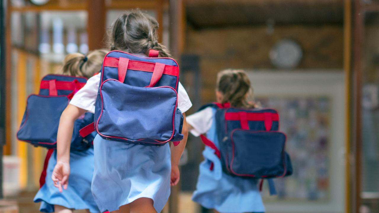 School uniforms are a major component of clothes going to landfill.