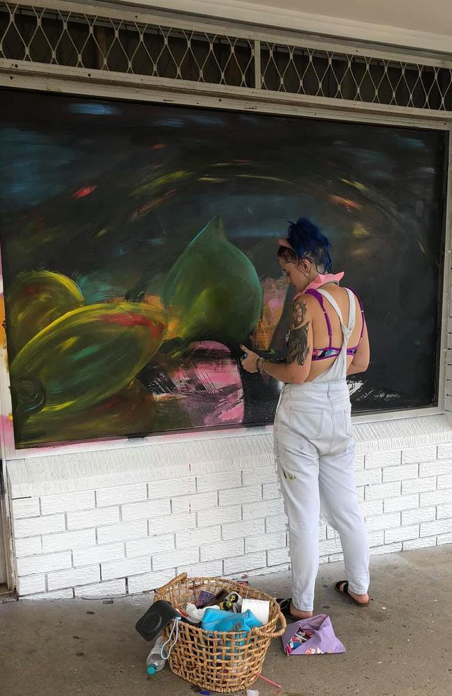 Alexandra Hills artist Brooke seeks to bring