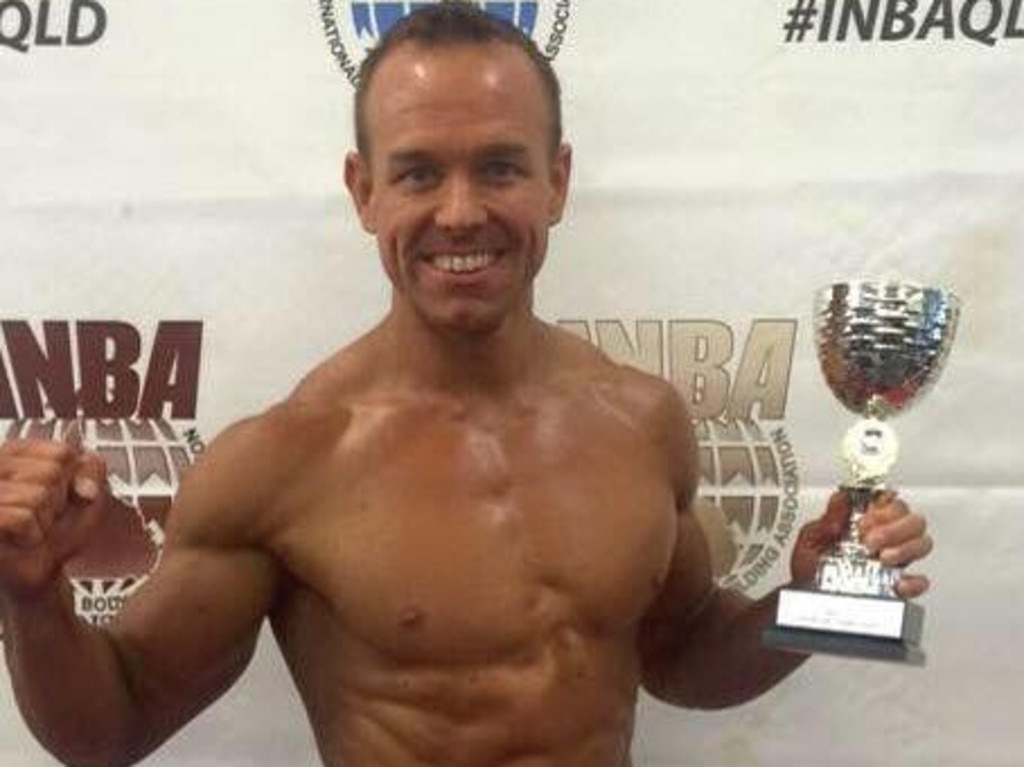Ryan Gary Scott pleaded guilty to fraud over the sale of a vending machine at his former gym.