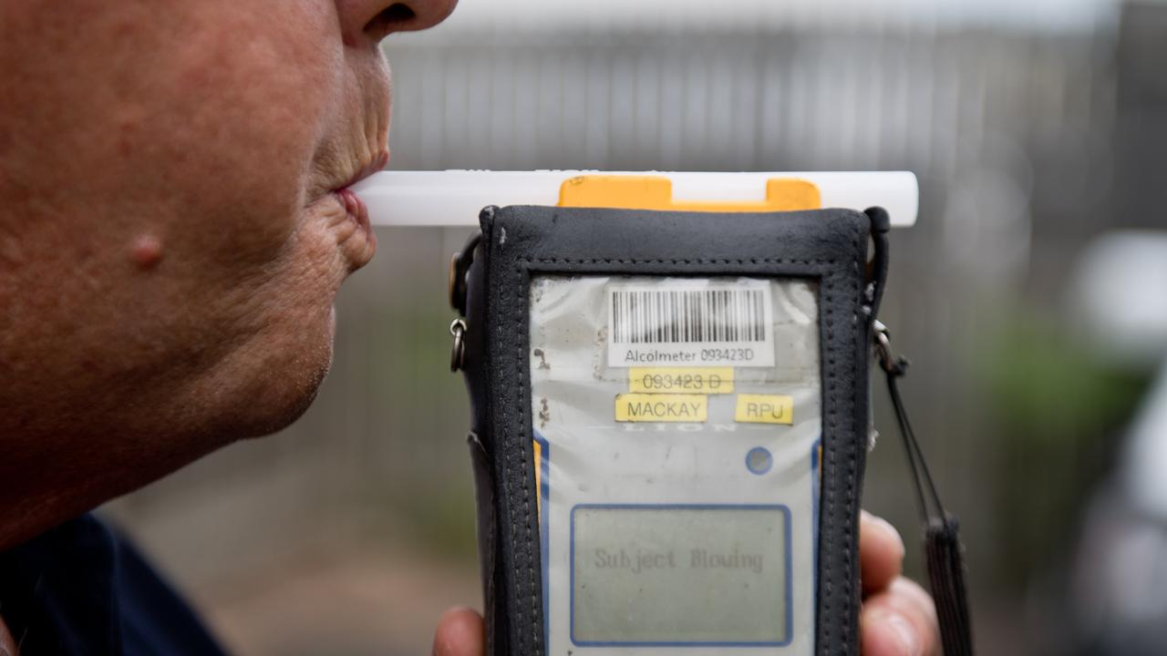 A Sulfolk Park man has been convicted for drink driving.