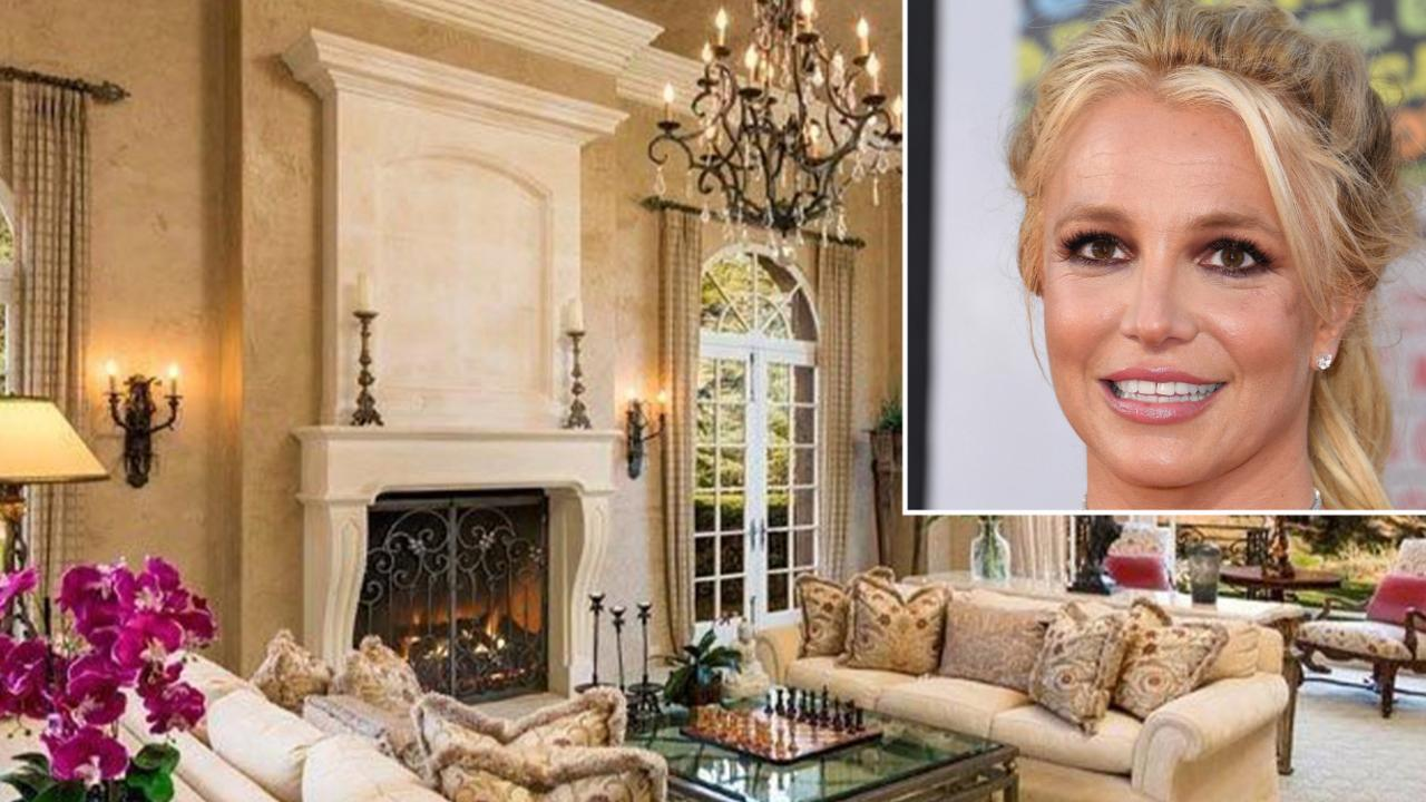 Britney Spears, whose controversial conservatorship is explored in bombshell new documentary, has been holed up in a multimillion-dollar home.