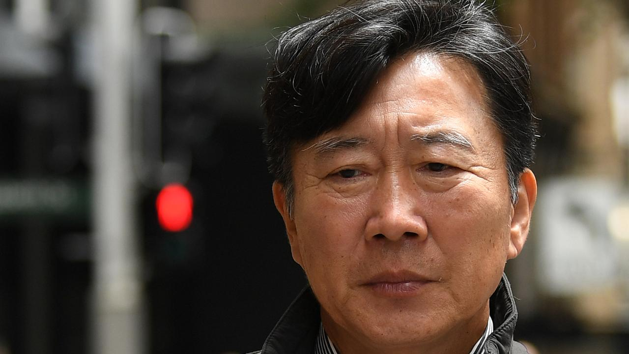 A man has pleaded guilty to brokering arms sales for North Korea, in a shock development in the middle of his trial.