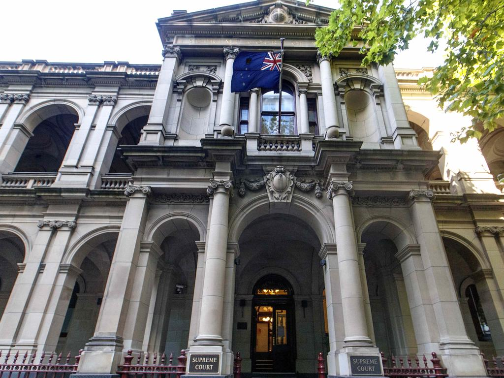 A Melbourne couple are facing trial in the Victorian Supreme Court charged with keeping a slave. Picture: NCA NewsWire / David Geraghty