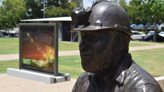 The Moranbah Miners Memorial