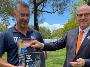 iPhone donation boosts vital link to violence victims
