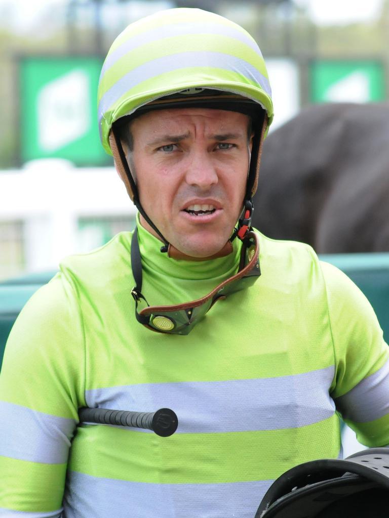 Winning jockey Ryan Maloney. Picture: Claire Power