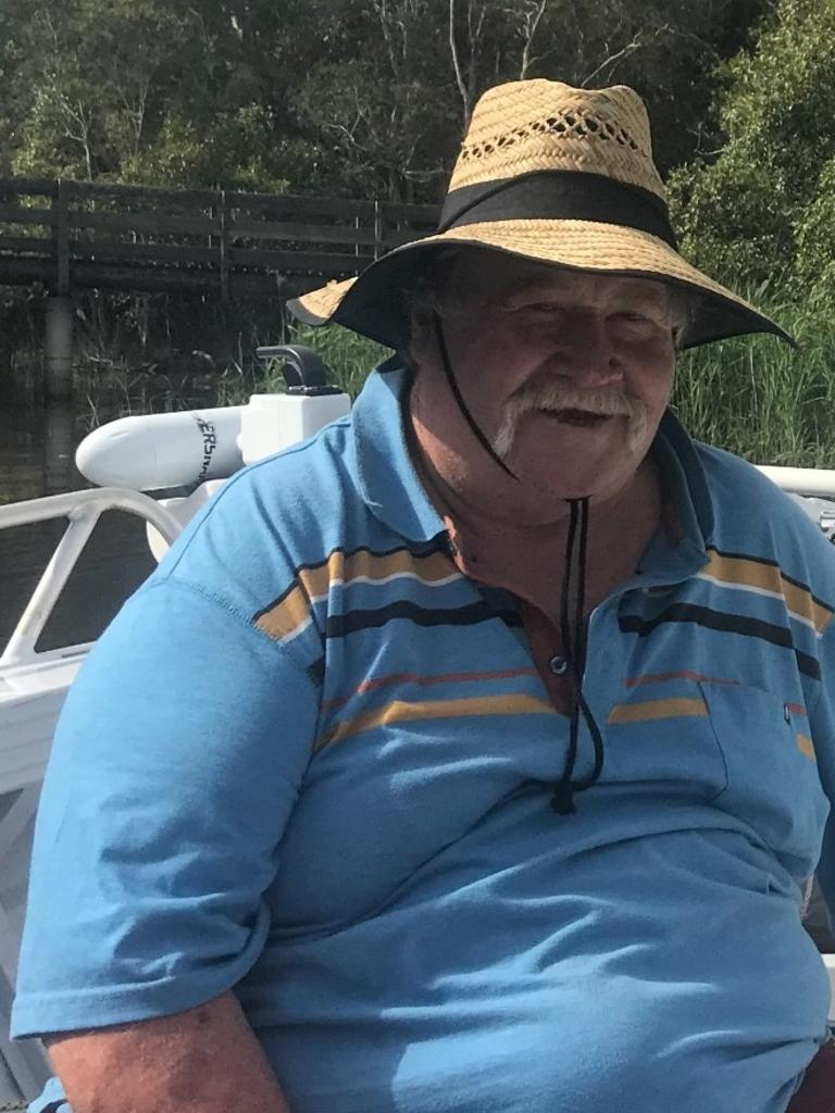 Dave Jones was described by his sons as a fixer, a keen fisherman and generous man.