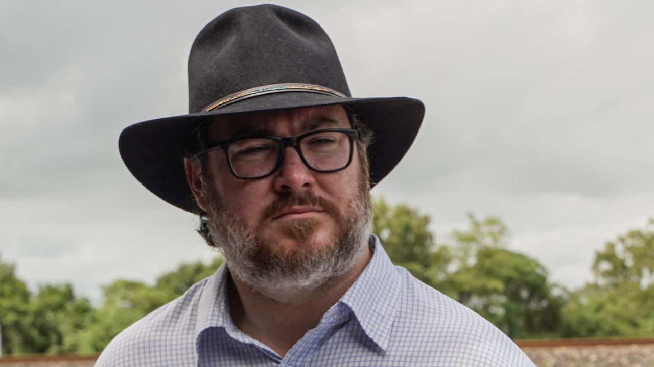 Dawson MP George Christensen. Picture: Heidi Petith
