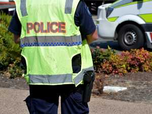 Male injured after two vehicle crash in South Rockhampton