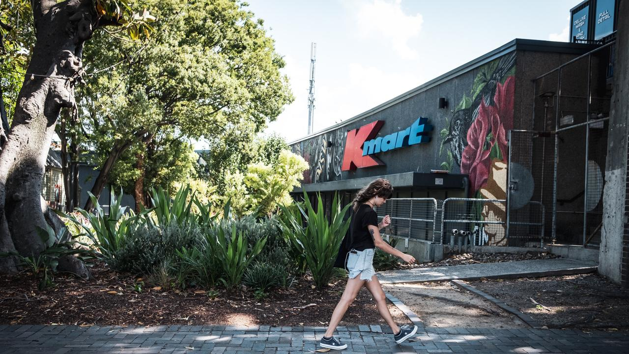 "A Gatton mum who ran out of Kmart after her young child had ""forgotten to pay"" for almost $500 worth of items. Picture: NCA NewsWire/Flavio Brancaleone"